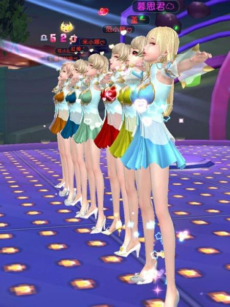 Memory彩虹MM