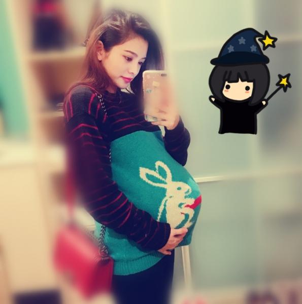 怀孕38周啦,宝宝还有3个星期就要出生啦,最后爆一次孕照,不喜勿喷,支持荒野行动!