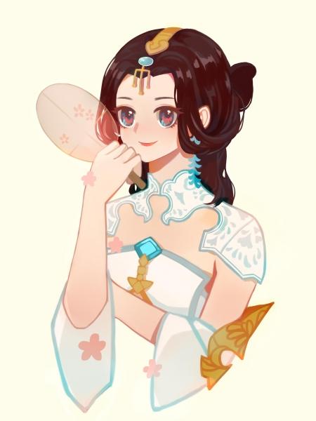 【江湖笔墨客】一只云梦小姐姐