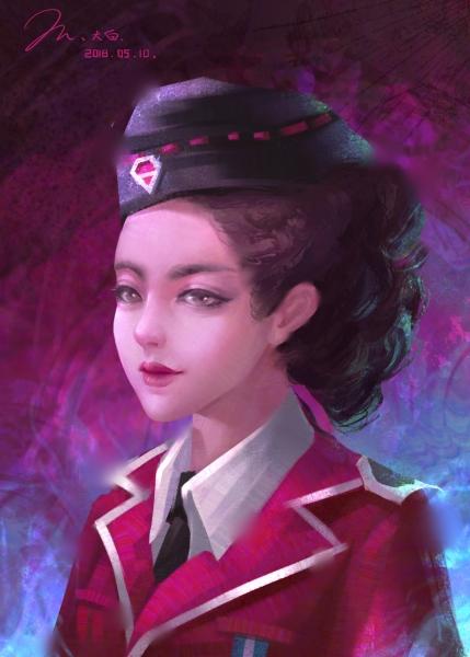 第五人格画像——空军-皇家骑士
