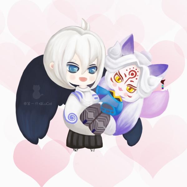大天狗&妖狐