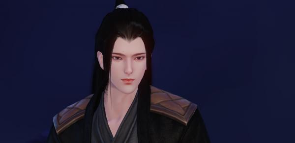 【捏脸名侠】新版成男,瞳色很浅