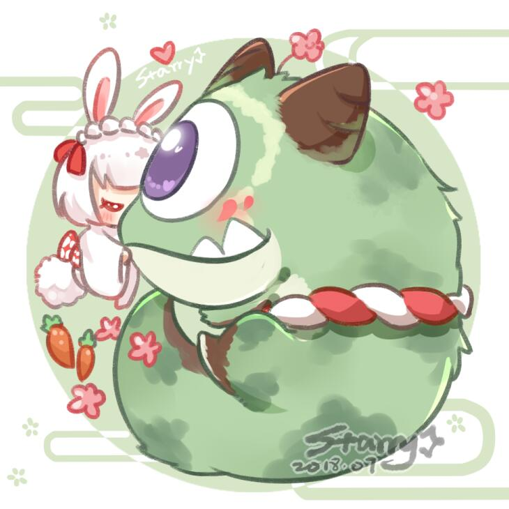 兔兔by馨