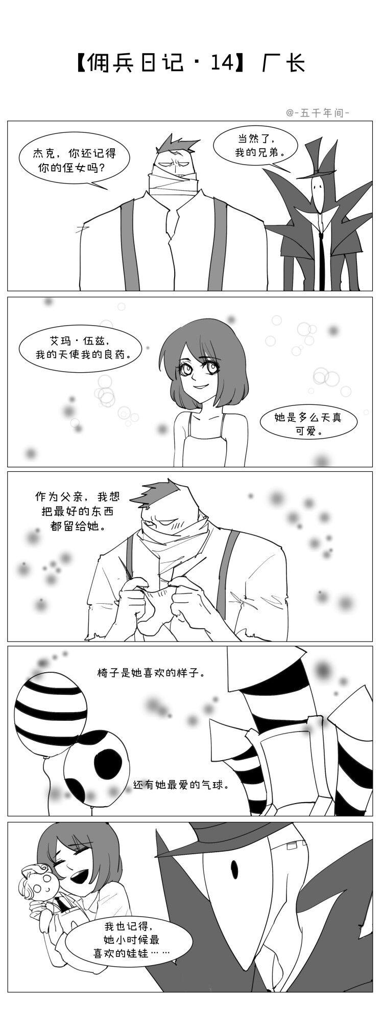 【佣兵日记14、15】厂长