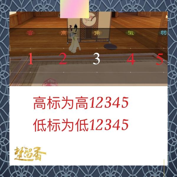 【江湖笔墨客】宅邸系统攻略之玩转琵琶(1)[附谱]等什么快去撩小姐姐吧《月亮代表...