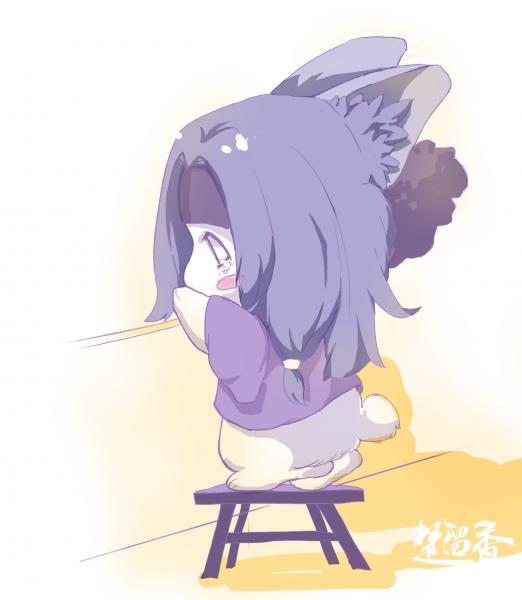 【江湖笔墨客】暗香家的小兔子之二