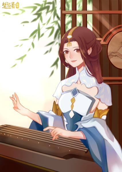 【江湖笔墨客】跟我回家吧,我弹琴给你听