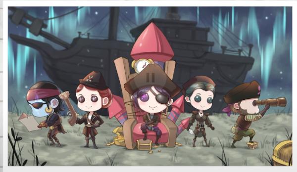 伍兹的手绘庄园11:深渊的海盗正在呼唤着你!