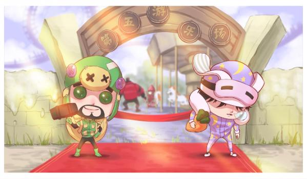 伍兹的手绘庄园12:第五人格正式上演龟兔赛跑!