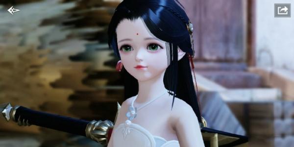 【云梦萝莉脸·叁】绿眼睛云萝——你就是个小精灵!