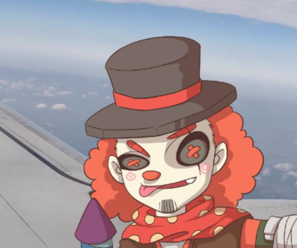 主题:飞机上自拍昵称:萧不乐