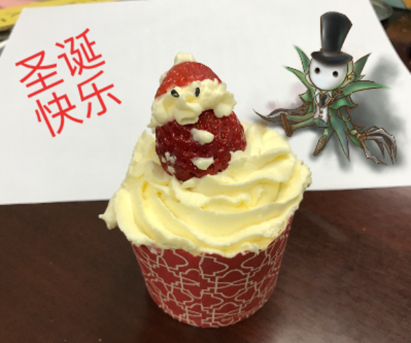 主题:圣诞快乐昵称:小Q奈斯