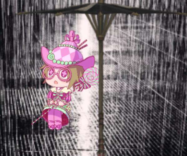 主题:这雨什么时候停啊?!昵称:清淡柠檬茶