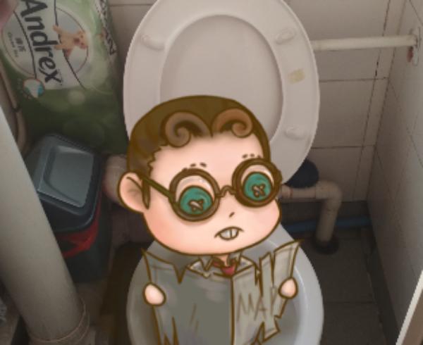 主题:律师在我家厕所昵称:恐怖幸运儿
