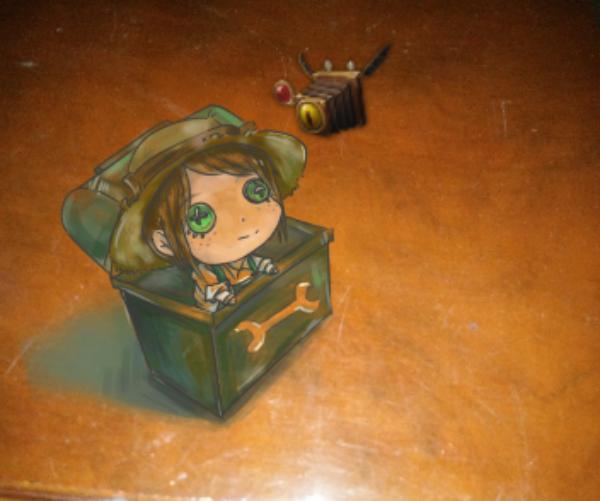 主题:小艾玛在桌上看着你昵称:慕凝小可爱呀