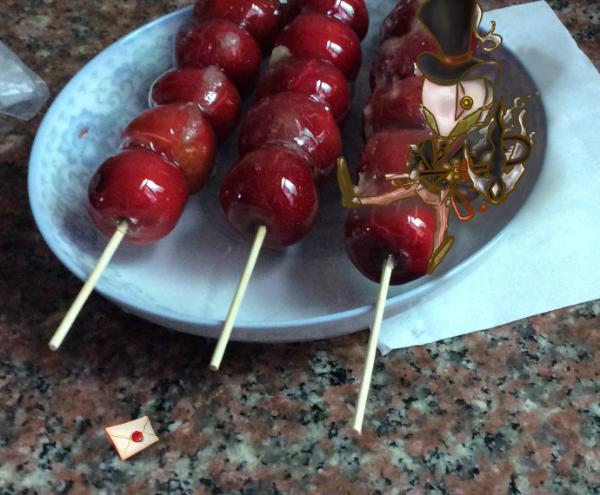 主题:糖葫芦上的杰克昵称:星辰爱琳哦
