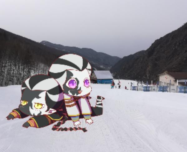 主题:趴在雪地上昵称:闪烁的欣欣