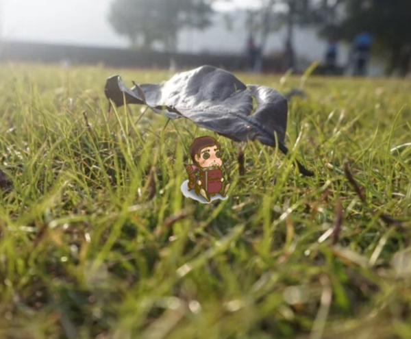 主题:树叶下的冒险菇昵称:飞翔滴小猫