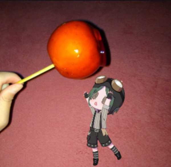 主题:平安夜的糖苹果昵称:Encino