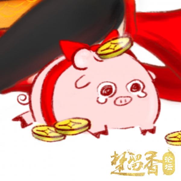 【江湖笔墨客】新年贺图 来自小沧海的祝福
