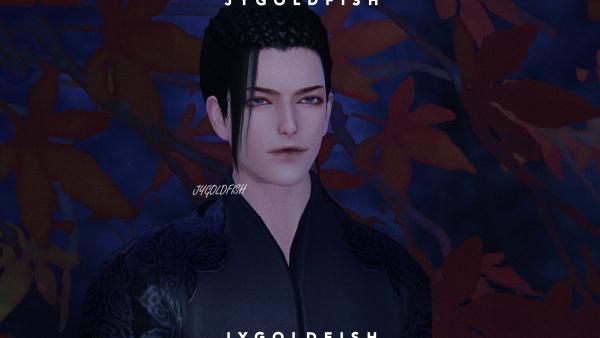【捏脸名侠】夜爵·泉仙不若此 月神应无形