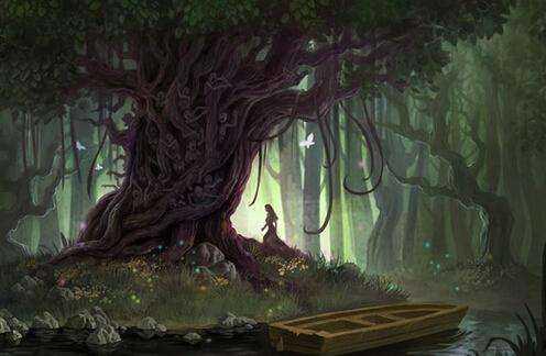 原创屠夫-食人树