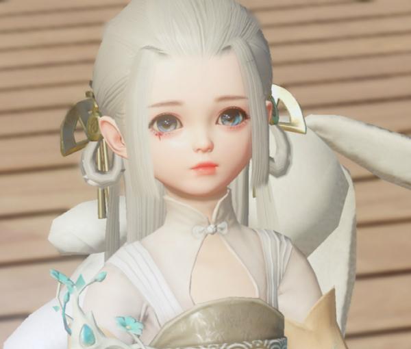 【萝莉捏脸·伍】360°无死角,神仙小萝莉,绝世小可爱!