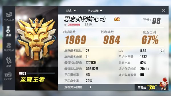 【终结女神】角色编号:380999