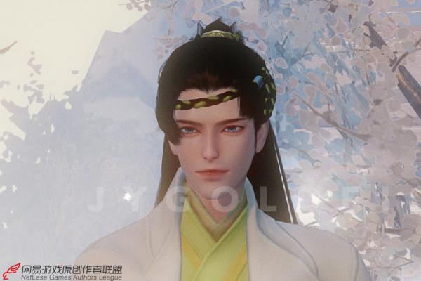 【捏脸名侠】公子澜·一双眼光射寒星
