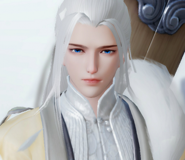【成男捏脸分享】神仙美男子,用了这张脸,你就是小说里的男主角了!