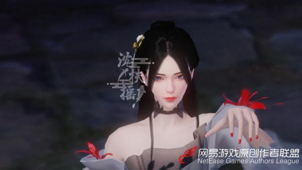 [捏脸名侠]陆·成女·焰灵姬仿捏‖沈氏扶摇