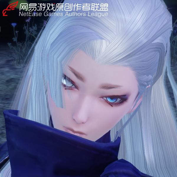 【捏脸名侠】成女·库拉索丨花卿语