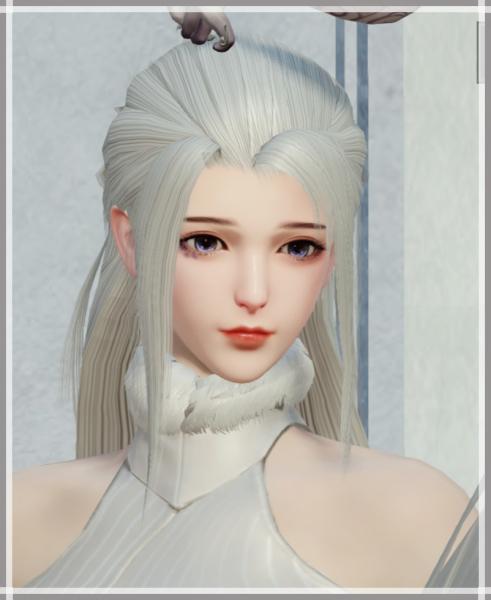 【成女捏脸分享】仙女本仙,你喜欢的样子她都有,我们仙女都是吃露水的!