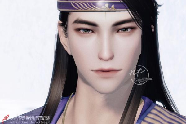 【捏脸名侠】九木——临江仙·3.0新生版成男无偿捏脸数据分享