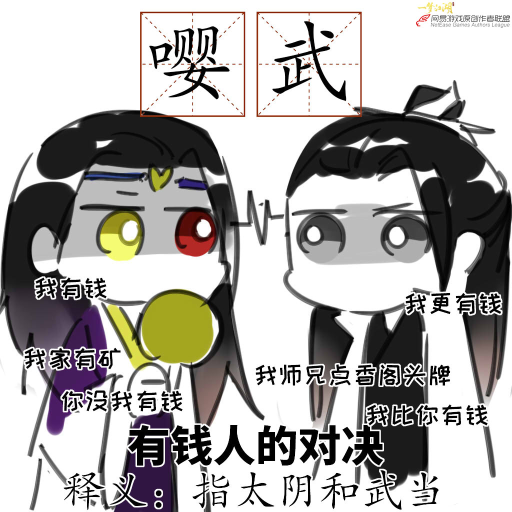 【原创作者联盟】【漫画学院】太阴版字典可还行(2)