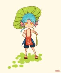 【大触团】小水鳍人—拟人狂欢