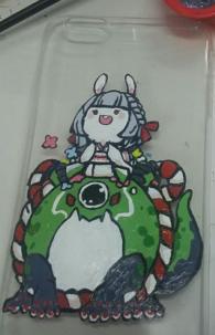 手绘 ~阴阳师手机壳~