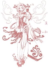 曼珠沙华-吸血姬