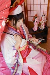 【cos】樱花妖~美丽而坚强的妖怪