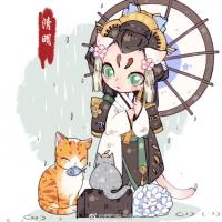 猫咪阴阳师小剧场~24节气~清明~