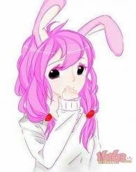 【大触团】软妹(恶魔)小兔叽 捂嘴笑的妹子你喜欢么?