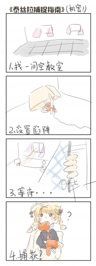 你捡到了一份《泰丝拉捕捉+饲养2合1手册》!