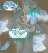 【鲤鱼精】蓝色水系