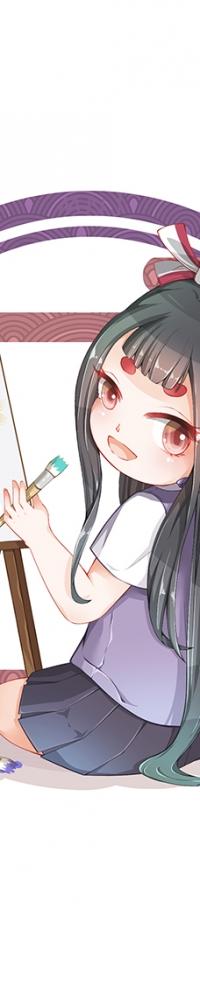 和崽崽们度过的现世生活】花鸟卷小姐姐的灵魂画作~~