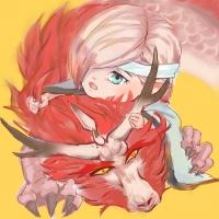 【和崽崽们相遇的周年纪念日】温柔的风神和他的龙