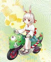 【和崽崽们度过的周年纪念日】+山兔
