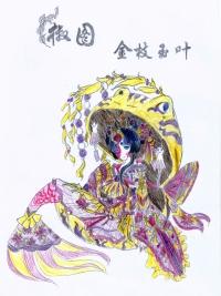 一只清(yao)新(nie)的椒图小姐姐,希望大家喜欢~~(比心