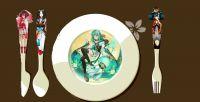 阴阳师餐具设计
