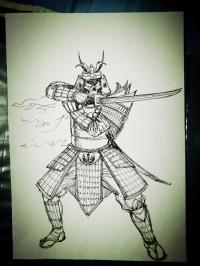 兵俑皮肤-修罗鬼武