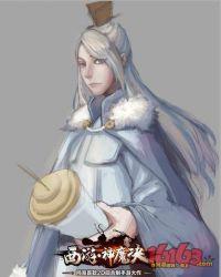 【玩家创作】白鹤仙人